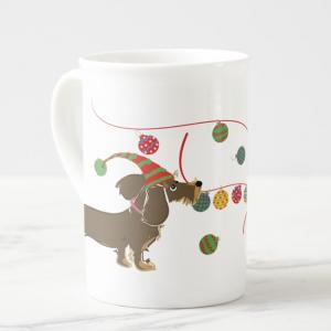 Patsy Cline Christmas Mug
