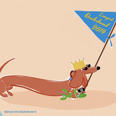 I am still the longest dachshund!
