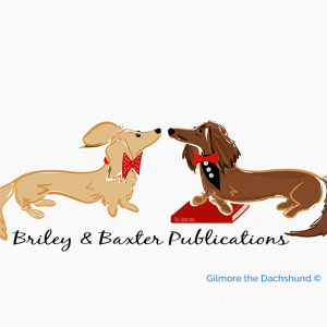 Briley and Baxter Publications Logo used on the back of every book