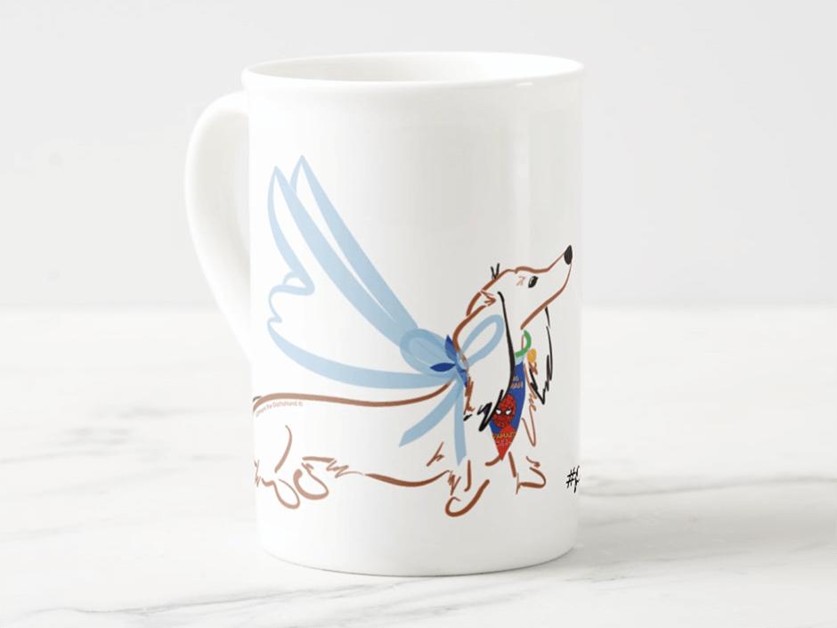 Custom Memorial Mug
