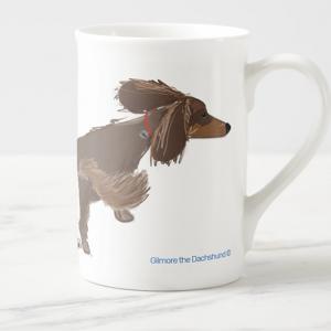 Custom Mug for Milo's humans