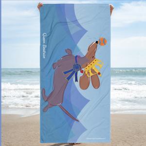 Queen Bea Towels